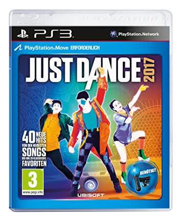 Just Dance 2017 - [Playstation3] - [AT-PEGI]