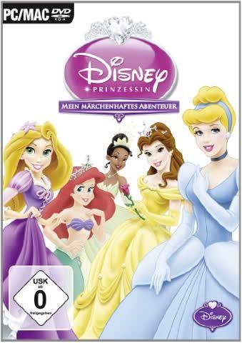 Disney Prinzessin - Mein Märchenhaftes Abenteuer PC+MAC)