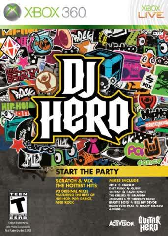 DJ Hero (SW)(Street 10/19)