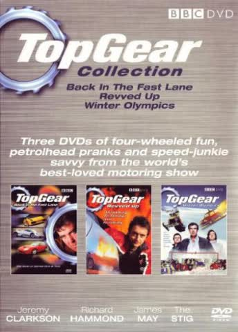 Top Gear - Back in The Fast Lane: Best of Series 1 and 2 [3 DVDs] [UK Import]