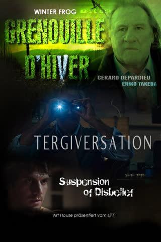 Winter Frog & Suspension of Disbelief & Tergiversation