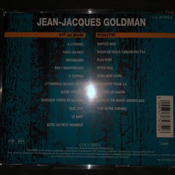 Jean-Jacques Goldman - 1er Album & Positif