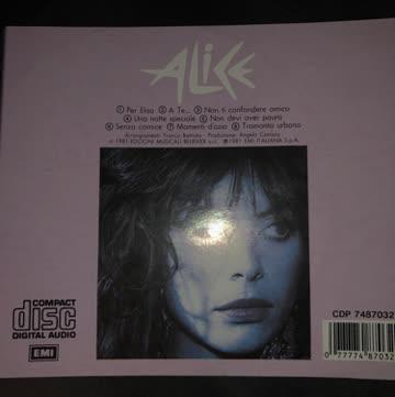 Alice 1981