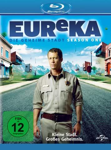 EUReKA - Die geheime Stadt, Season 1 [Blu-ray]