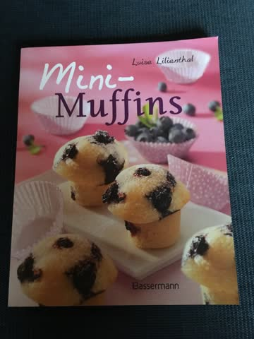 Mini-Muffins Backbuch