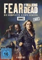 Fear the Walking Dead - Die komplette vierte Staffel - Uncut [4 DVDs]