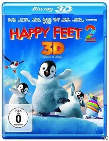 Happy Feet 2 [3D Blu-ray]
