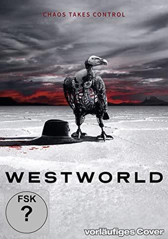 Westworld - Staffel zwei: Das Tor [3 DVDs]