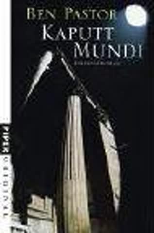Kaputt Mundi: Kriminalroman