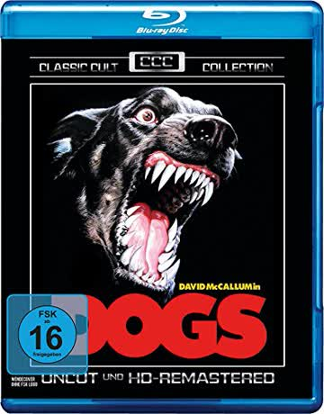 Dogs (Classic Cult Edition) [Blu-ray]