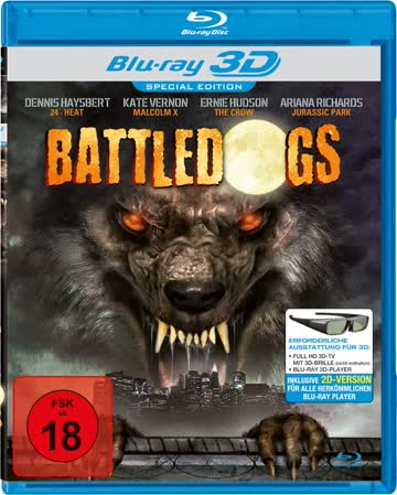 Battledogs 3D - (Blu-ray 3D (+2D))