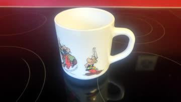 1 Asterix und Obelix Tasse *wie neu*