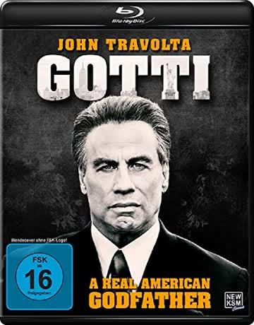 Gotti - A Real American Godfather [Blu-ray]