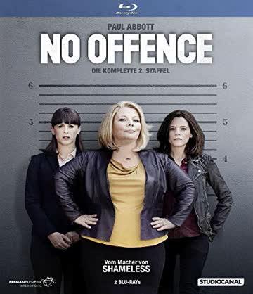 No Offence - Staffel 2