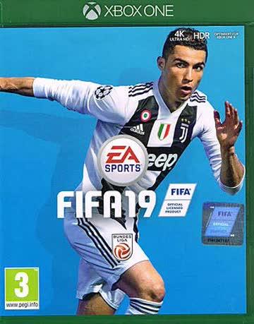 FIFA 19 (AT-PEGI) Xbox One