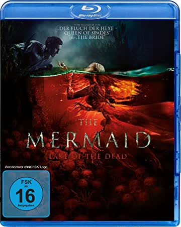 The Mermaid - Lake of the Dead [Blu-ray]