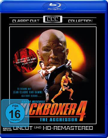 Kickboxer 4 - The Aggressor - Classic Cult Collection