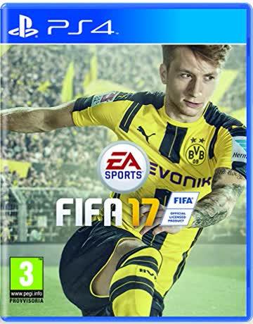 FIFA 17 - StandardPlayStation 4 [PlayStation 4]