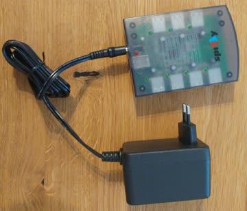 USB-Kabel, USB-Hub, Netzteile