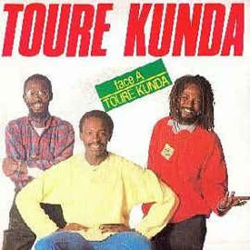 TOURE KUNDA _ Touré Kunda (Vinyl Single)