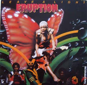 ERUPTION _ Leave a Light (Vinyl LP)