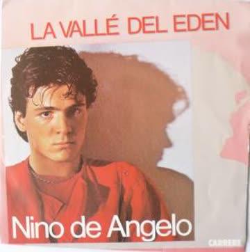 NINO DE ANGELO _ La Vallé del Eden (Vinyl Single)