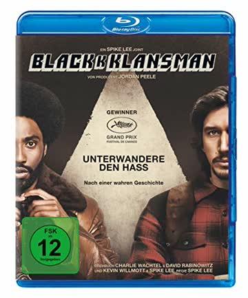 BLACKKKLANSMAN - MOVIE [Blu-ray] [2018]