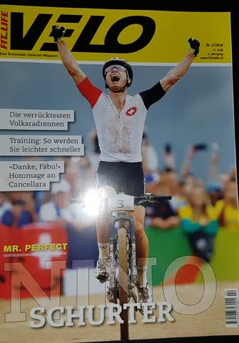 Fit for Life VELO, Nr 2/2016