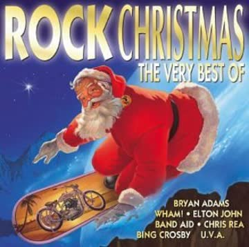 Various - Rock Christmas - The Very Best Of