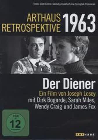Arthaus Retrospektive 1963 - Der Diener