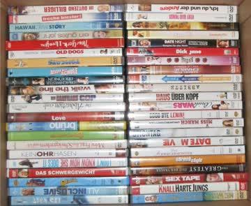 10 Sammlung 176 DVD Paket 1&2 Fantasy Horror Action Love