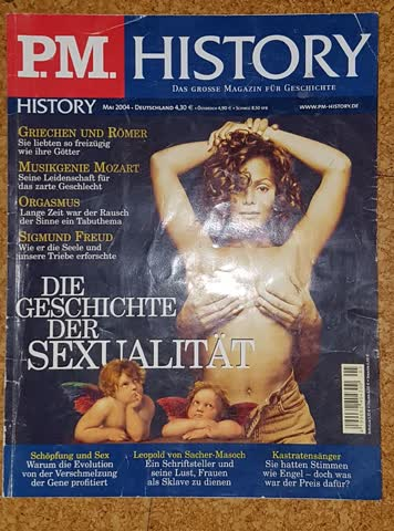 P.M. History - Mai 2004