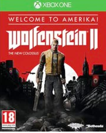 Wolfenstein 2: The New Colossus (Xbox One)