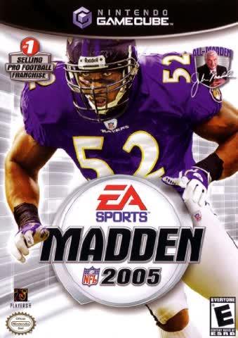 Madden NFL 2005 [UK Import]