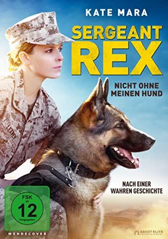 SERGEANT REX - NICHT OHNE - MO [DVD] [2017]