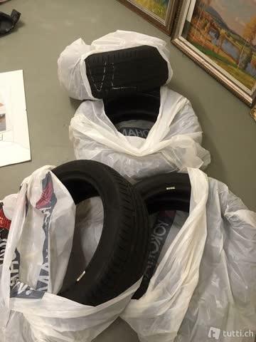 4 Stück Pirelli P-Zero Runflat Sommerpneus
