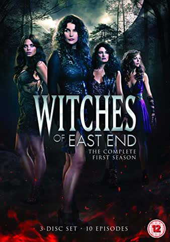 Witches of East End: Season 1 [3 DVDs] [UK Import]