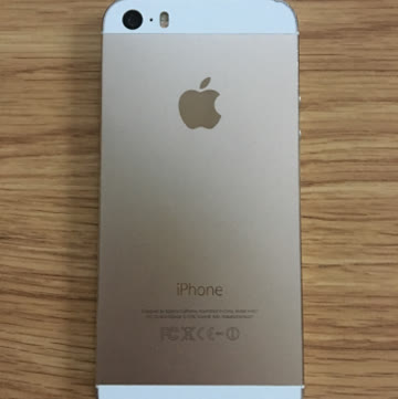 iPhone 5s mit Wasserschaden