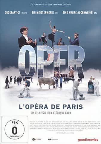 Oper. L' opéra de Paris (OmU)