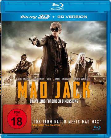 Mad Jack 3D - (Blu-ray 3D (+2D))