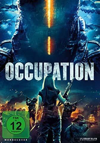 OCCUPATION - MOVIE [DVD] [2018]
