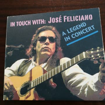 IN TOUCH WITH: JOSÉ FELICIANO