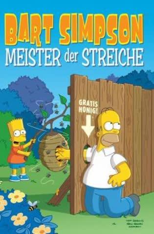 Bart Simpson, Meister der Streiche
