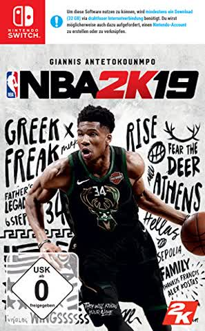 NBA 2K19 Standard Edition [Nintendo Switch]