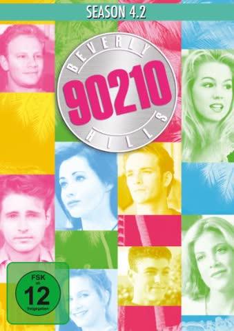 Beverly Hills, 90210 - Season 4.2 [4 DVDs]