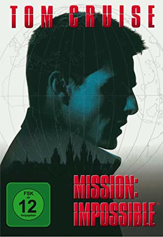 Mission: Impossible 1 (DVD) Min: 105DD5.1WS [Import germany]