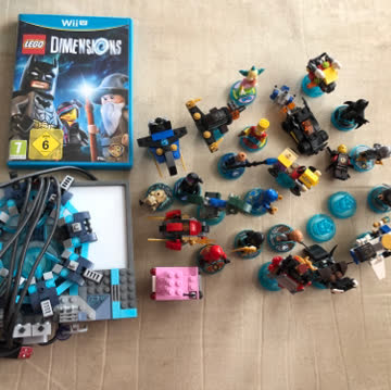 Wii u Lego Dimension