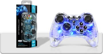 Afterglow Wireless Controller Wii U