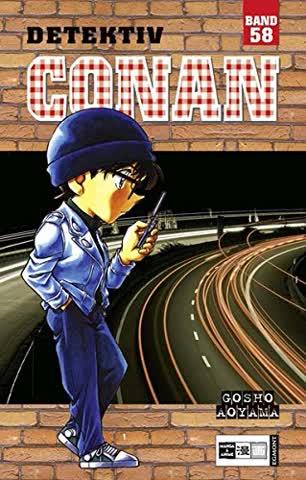 Detektiv Conan 58