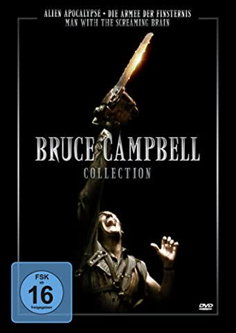Bruce Campbell Collection [3 DVDs]